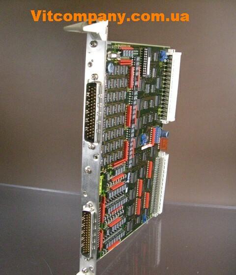 Плата Siemens sinumerik 6FX1122-3CA01 Roboter