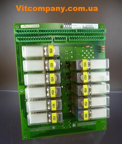 Релейная плата Siemens Kuka A51 KTL 123 CNC Roboter