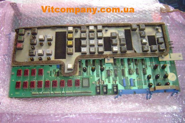 Системная плата контроля ЧПУ Siemens 7 FBG 726B