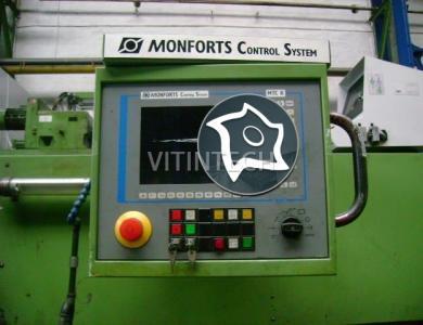 Токарный цикличный станок с ЧПУ Monforts KNC 6