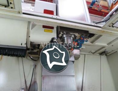 Вертикально-фрезерный обрабатывающий центр Mikron VCE 1200 Pro