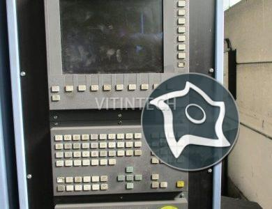 Вертикально-фрезерный обрабатывающий центр FAMUP Emco MCP 100 Evolution
