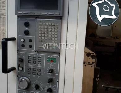 4-осевой обрабатывающий центр с ЧПУ Müga S 500