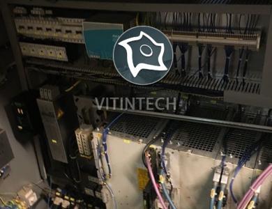5-осевой фрезерный станок с ЧПУ DECKEL MAHO DMU 50 eVolution