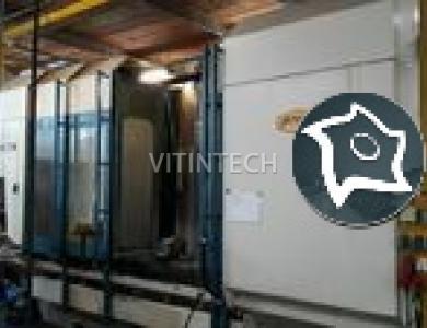 5-осевой обрабатывающий центр с ЧПУ AXA VHC 2-M