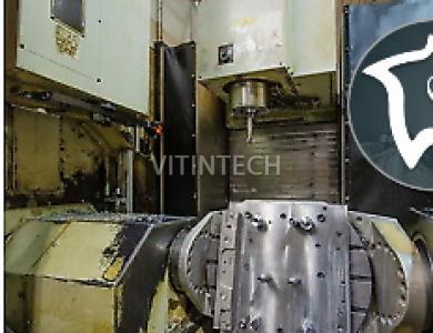 5-осевой обрабатывающий центр с ЧПУ Hurco VTXU