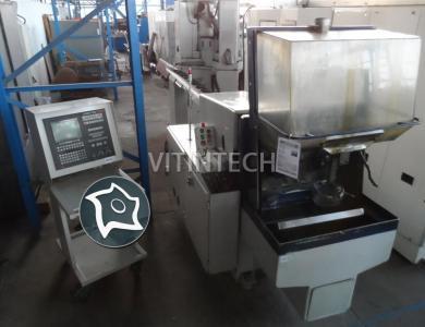 Автомат продольного точения с ЧПУ MANURHIN K`MX 20