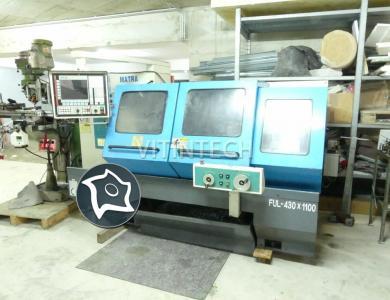 Циклический станок токарный Matra FUL 230