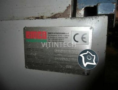 Циклический станок токарный с ЧПУ EMCO-PADOVANI EMCOMAT E200 x 1000