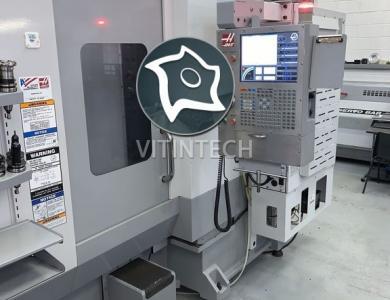 Двухпаллетный обрабатывающий центр с ЧПУ Haas MDC 500