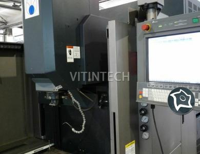 Электроэрозионный копировально‑прошивной станок с ЧПУ Makino EDAF 2