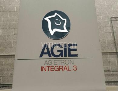 Электроэрозионный проволочно-вырезной станок AGIE Agietron integral 3