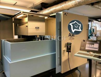 Электроэрозионный проволочно-вырезной станок AGIE Challenge V3