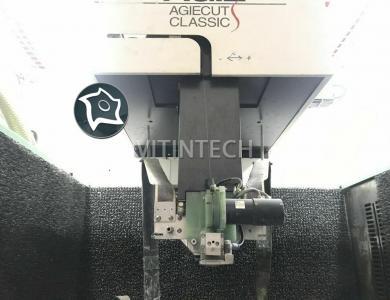 Электроэрозионный проволочно-вырезной станок AGIE CHARMILLES AGIECUT CLASSIC 3S