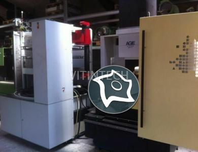 Электроэрозионный проволочно-вырезной станок Agie Charmilles Agietron Impact 2