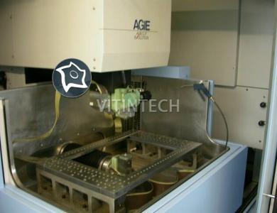 Электроэрозионный проволочно-вырезной станок AGIE Evolution 3