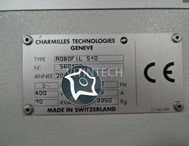 Электроэрозионный проволочно-вырезной станок CHARMILLES ROBOFIL 510P