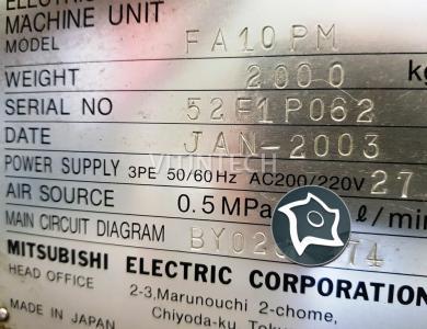 Электроэрозионный проволочно-вырезной станок Mitsubishi FA 10 P