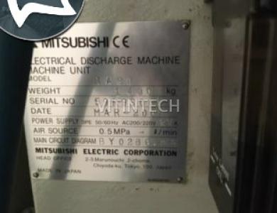 Электроэрозионный проволочно-вырезной станок Mitsubishi RA 90