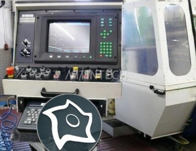 Фрезерный станок с ЧПУ универсальный MIKRON WF 52 C