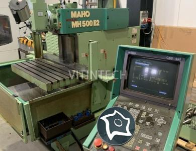 Фрезерный станок универсальный с ЧПУ MAHO MH 500 E2