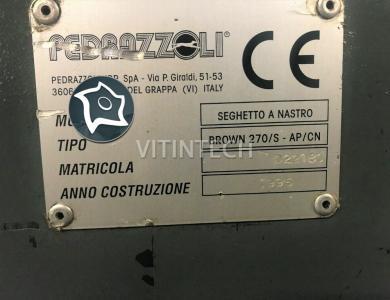 Ленточнопильный станок Brown Pedrazzoli SN 270/S-AP-CN