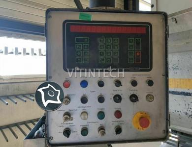 Гидравлические гильотинные ножницы Weinbrenner TSV 6 / 6100