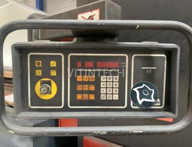 Гильотина гидравлическая AMADA PROMECAM GPS 1230