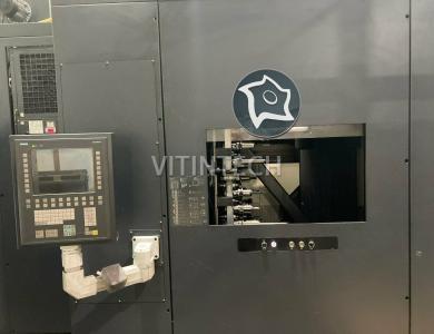 Горизонтально-фрезерный обрабатывающий центр с ЧПУ DMG MORI DMC 65 H Duoblock