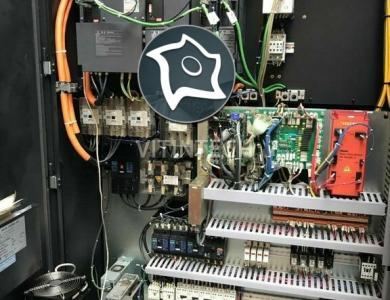 Горизонтально-фрезерный обрабатывающий центр с ЧПУ Mazak NEXUS HCN 5000 II