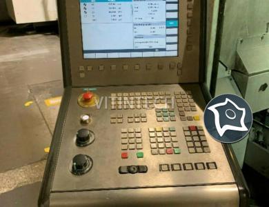 Горизонтально-фрезерный станок с ЧПУ Deckel Maho DMC 80 H DuoBlock