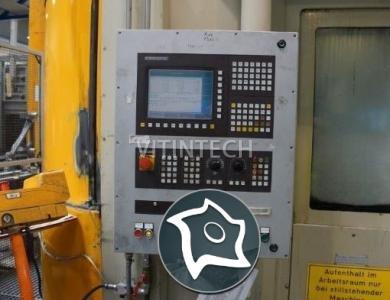 Горизонтально-фрезерный станок с ЧПУ EX-CELL-O XHC 240