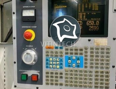 Универсально-фрезерный станок с ЧПУ HAAS TM 1 HE