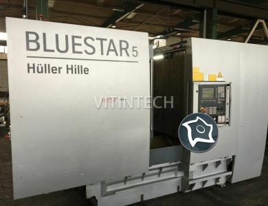 Горизонтально-фрезерный станок с ЧПУ HÜLLER-HILLE Bluestar 5
