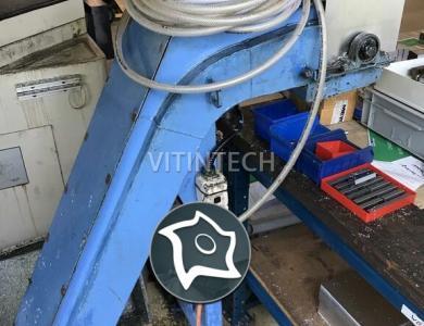 Горизонтально-фрезерный станок с ЧПУ Mazak H-500/40N