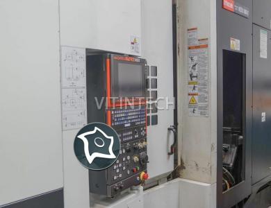 Горизонтально-фрезерный станок с ЧПУ Mazak HCN 5000 II