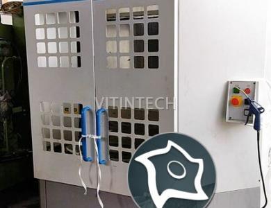 Горизонтально-фрезерный станок с ЧПУ Mikron HCE 400