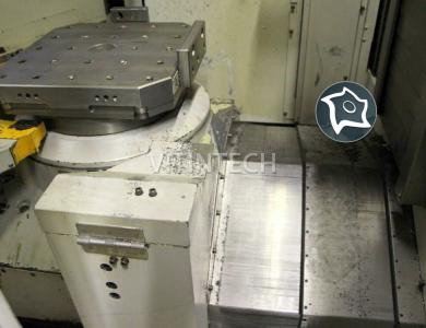 Горизонтально-фрезерный станок с ЧПУ MORI SEIKI SH 400