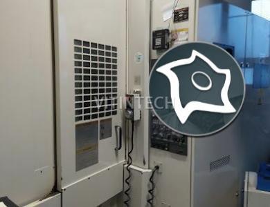 Горизонтально-фрезерный станок с ЧПУ Okuma MX 50 HB