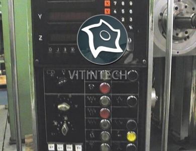 Горизонтально-расточной станок WMW Union BFT 90