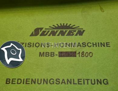 Хонинговальный горизонтальный станок Sunnen MBB-1800 F/G