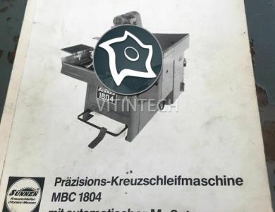 Хонинговальный горизонтальный станок Sunnen MBC-1801-G