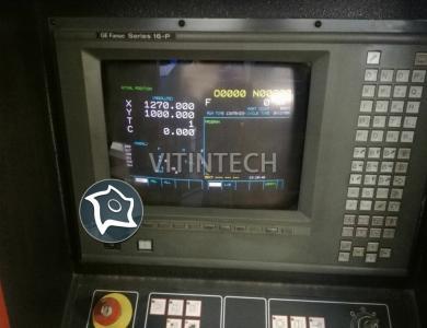 Координатно-пробивной пресс с ЧПУ Amada Arcade 210