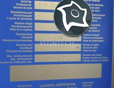 Координатно-пробивной пресс с ЧПУ FINN-Power A5 SV