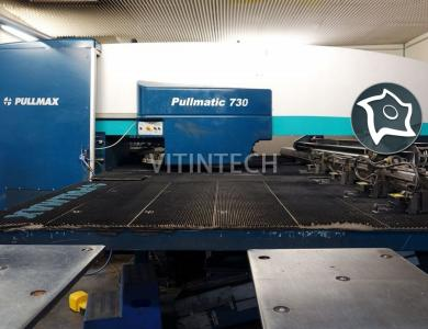 Координатно-пробивной пресс с ЧПУ Pullmax Pullmaitc 730 CNC