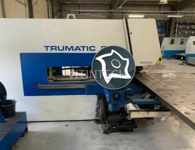 Координатно-пробивной пресс с ЧПУ TRUMPF TC 200