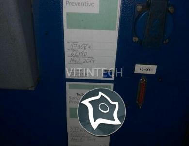 Координатно-пробивной пресс с ЧПУ TRUMPF TC 200 R