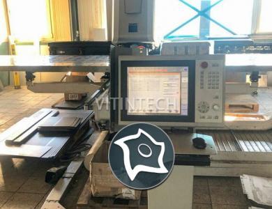 Координатно-пробивной пресс с ЧПУ TRUMPF TRUPUNCH 3000