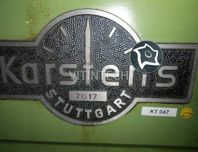 Круглошлифовальный станок Karstens ASE 16B/A SM500