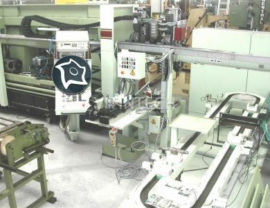 Круглошлифовальный станок KARSTENS K 58-1 SL 1000
